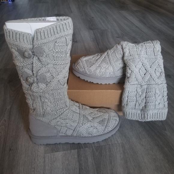 89a930bce82 UGG Kalla Sweater Boot. NWT